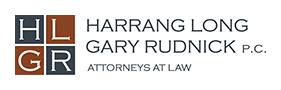 Harrang Long Gary Rudnick P.C. Logo