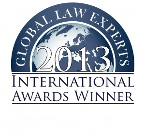 GLE PRACTICE int AWARDS 2013