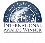 Global Law Experts logo