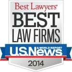 Best Law Firm Badge from U.S. News