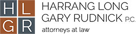 Harrang Long Gary Rudnick P.C. attorneys at law